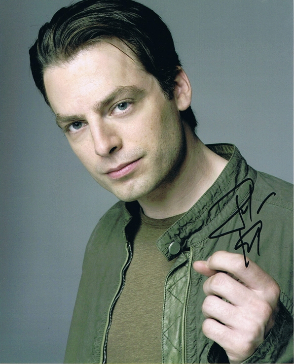 Justin Kirk Signed Photo