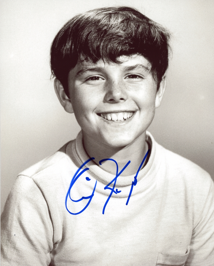 Christopher Knight Signed Photo