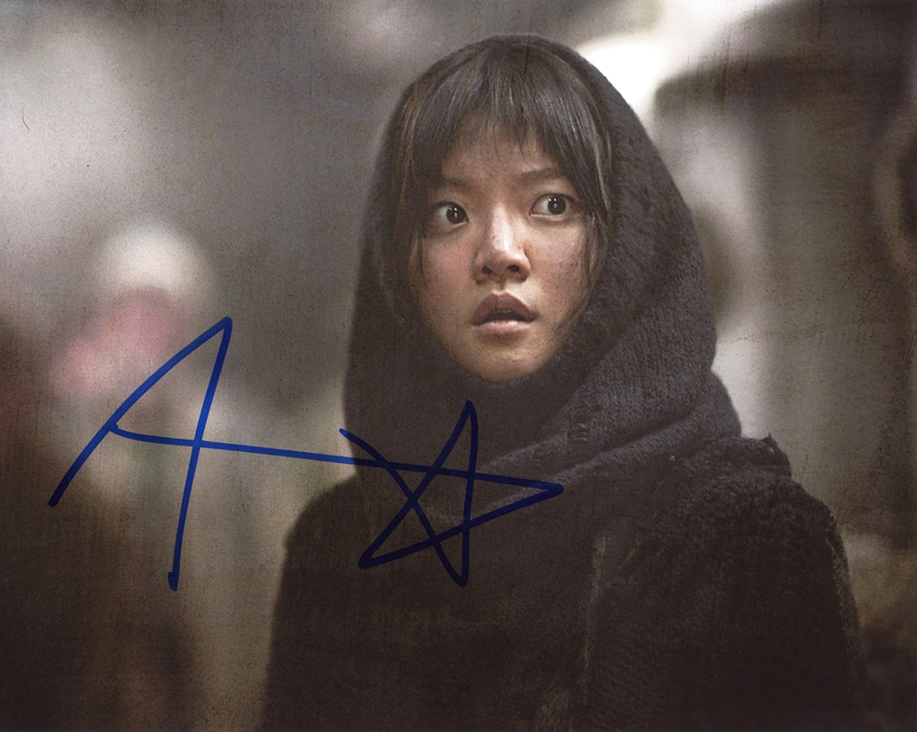 Ko Ah-sung Signed Photo