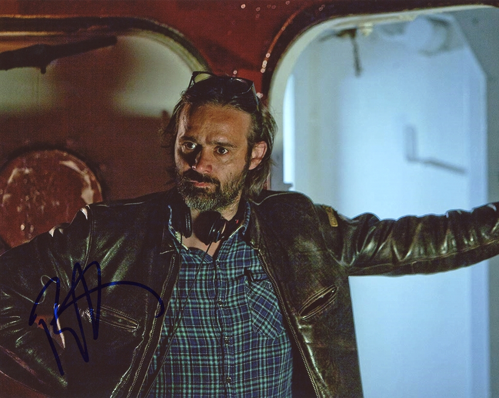 Baltasar Kormakur Signed Photo