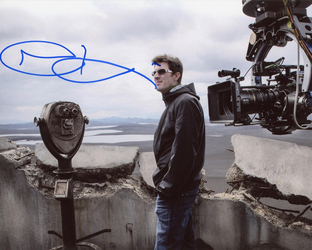 Joseph Kosinski Signed Photo