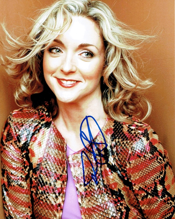 Jane Krakowski Signed Photo