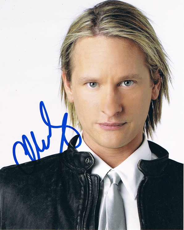 Carson Kressley Signed Photo