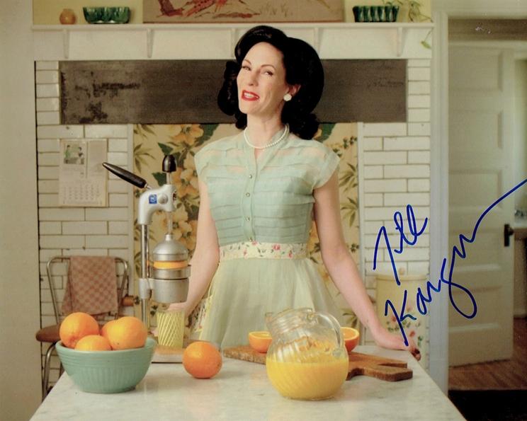 Jill Kargman Signed Photo