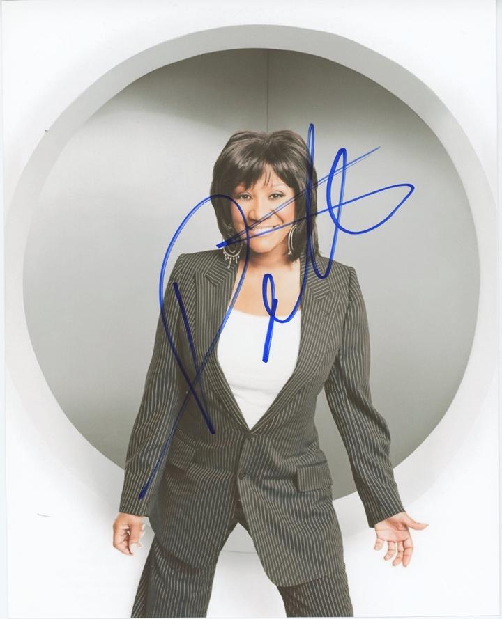 Patti LaBelle Signed Photo
