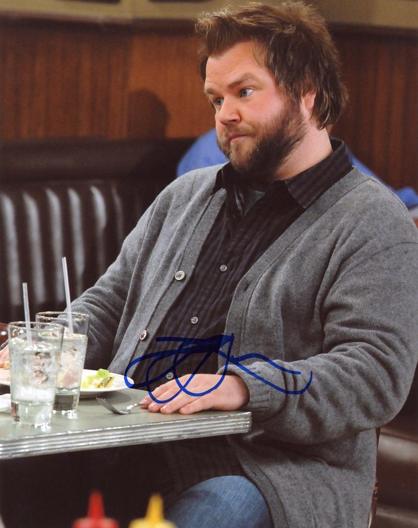Tyler Labine Signed Photo