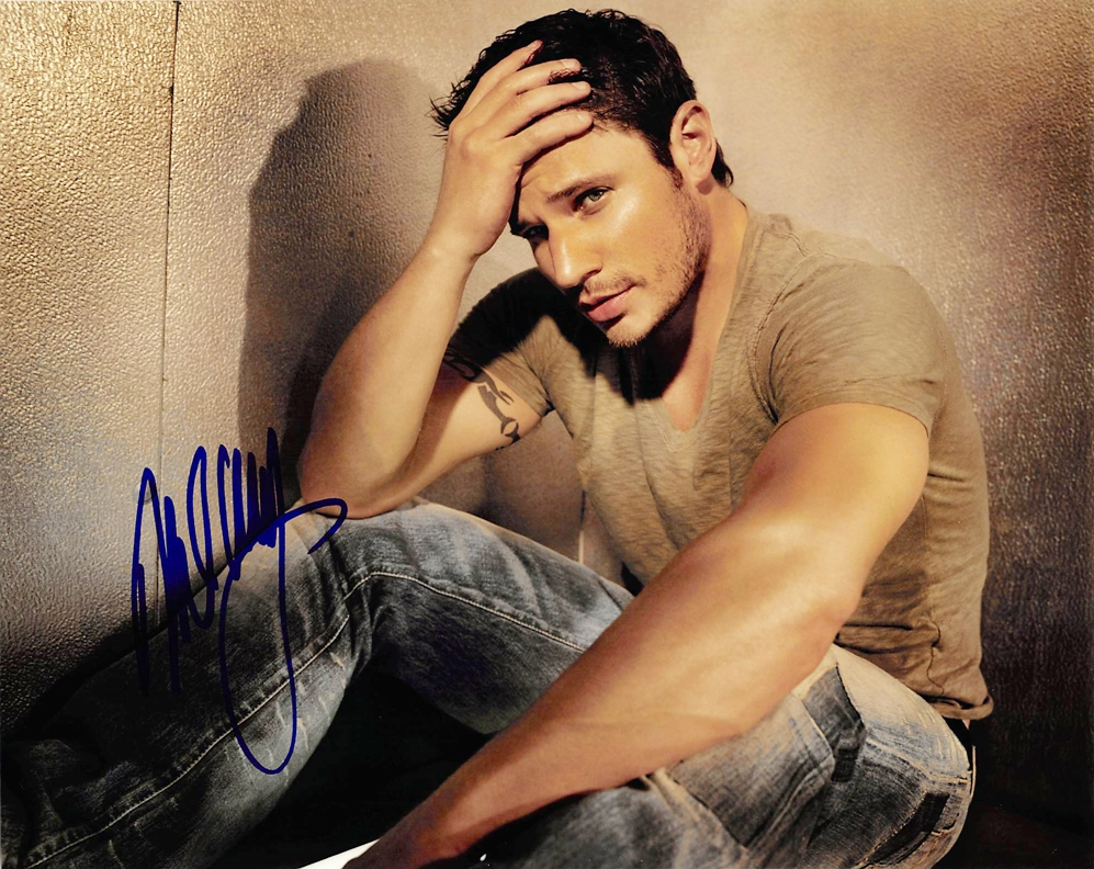 Nick Lachey Signed Photo