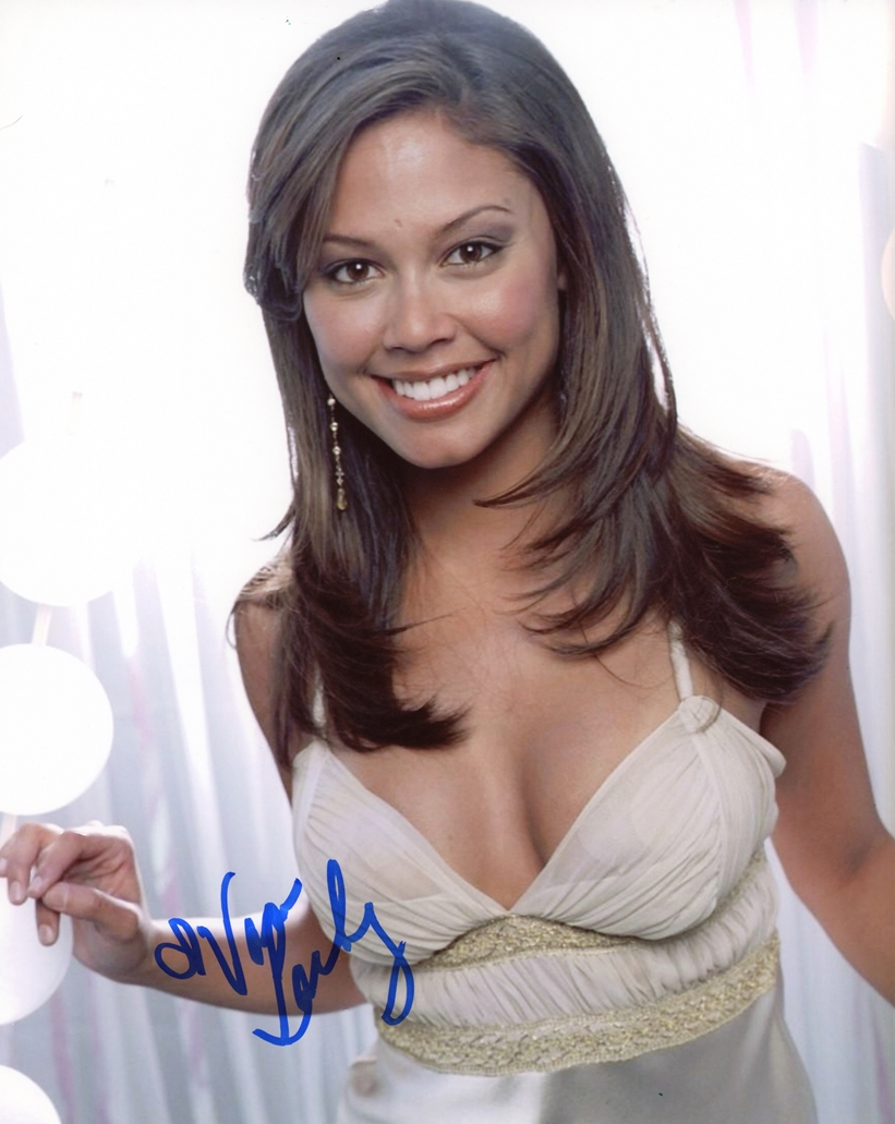 Vanessa Lachey Signed Photo