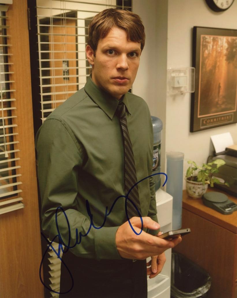 Jake Lacy Signed Photo