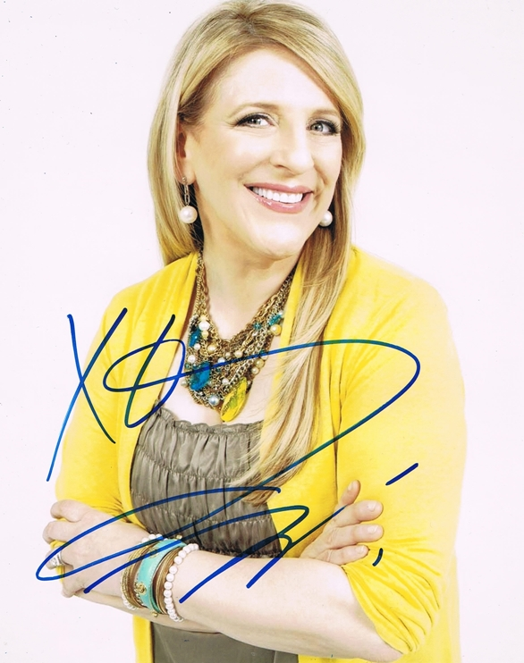 Lisa Lampanelli Signed Photo