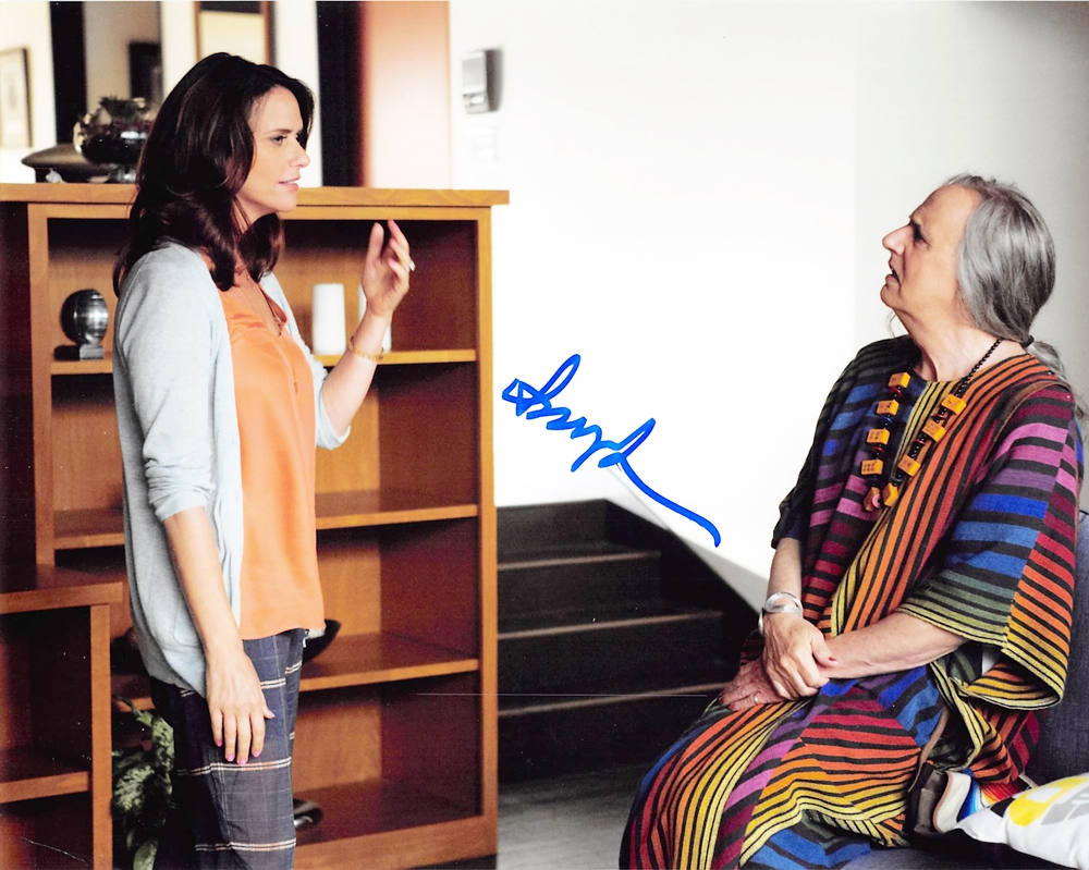 Amy Landecker Signed Photo