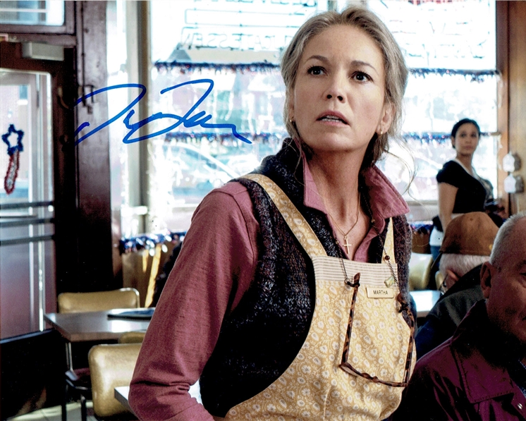 Diane Lane Signed Photo