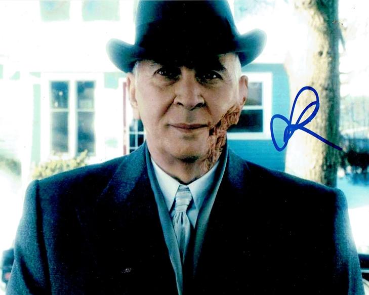 Frank Langella Signed Photo
