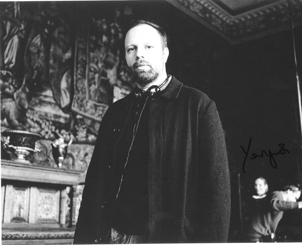 Yorgos Lanthimos Signed Photo