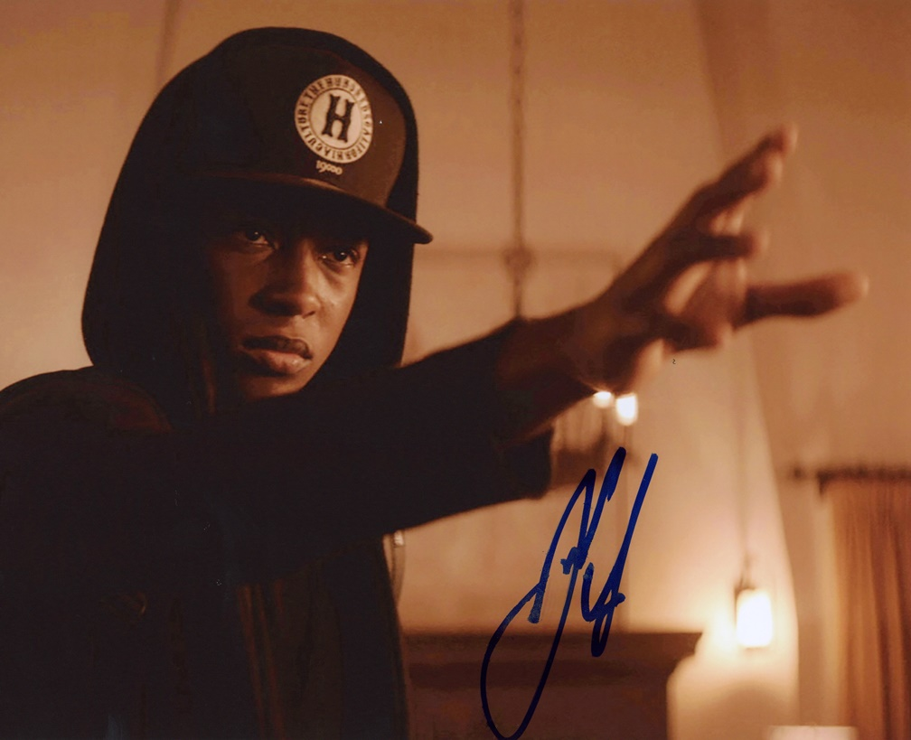 Jacob Latimore Signed Photo