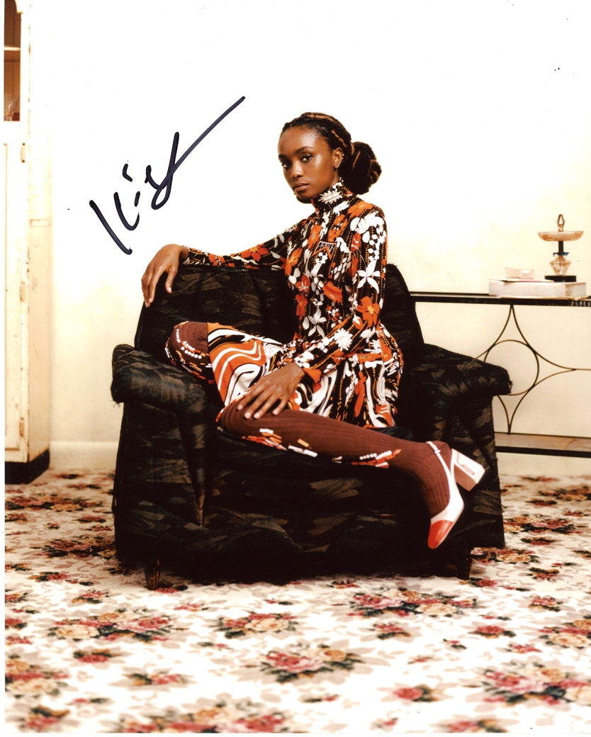 KiKi Layne Signed Photo