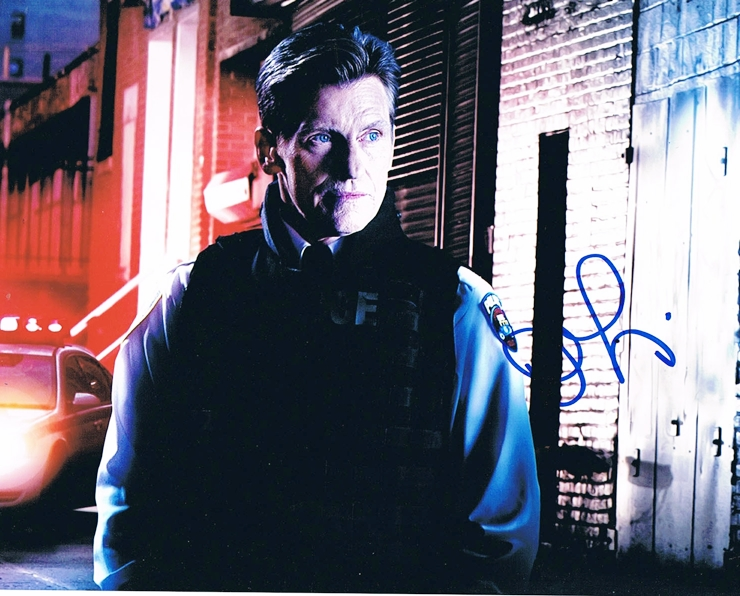 Denis Leary Signed Photo