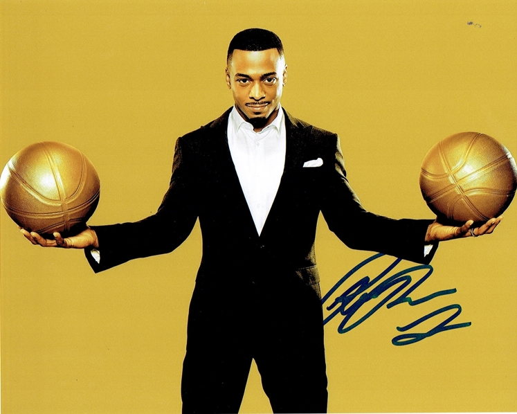 RonReaco Lee Signed Photo
