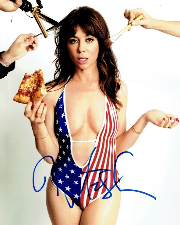 Natasha Leggero Signed Photo
