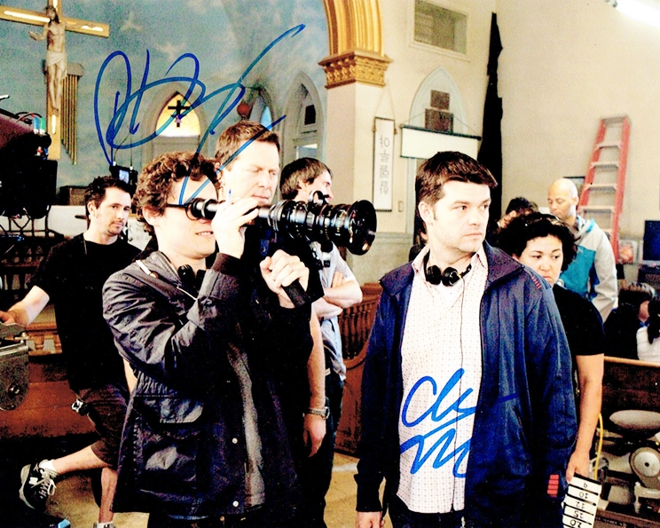 Phil Lord & Christopher Miller Signed Photo