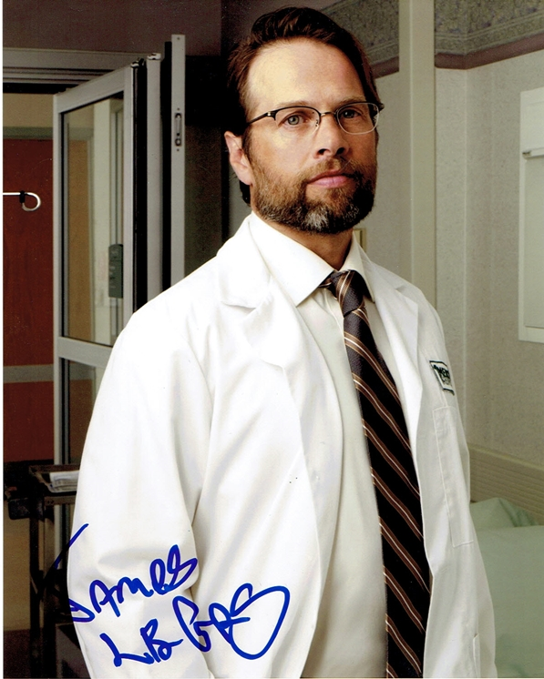 James Le Gros Signed Photo