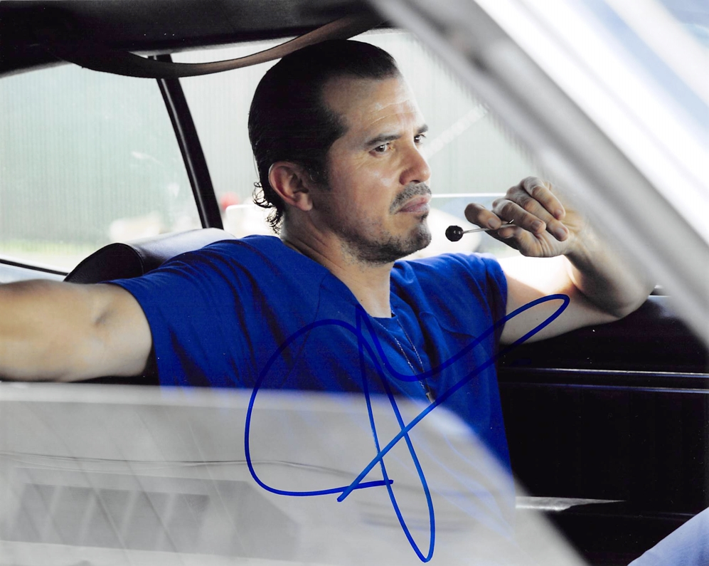 John Leguizamo Signed Photo