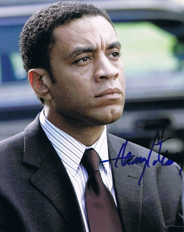Harry Lennix Signed Photo