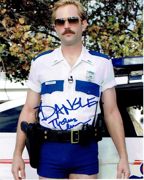 Thomas Lennon Signed Photo