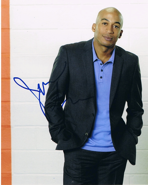 James Lesure Signed Photo