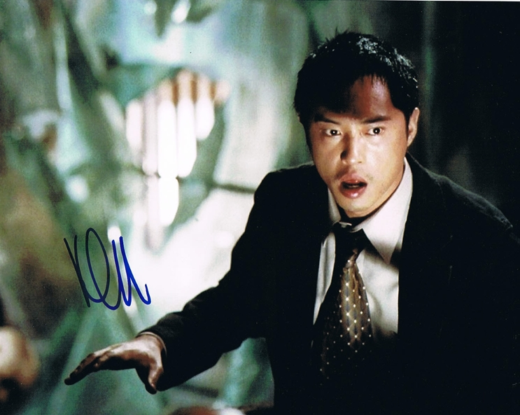 Ken Leung Signed Photo