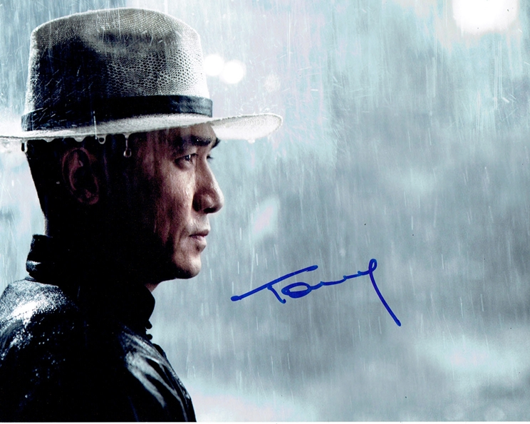 Wong Kar-Wai Signed Photo