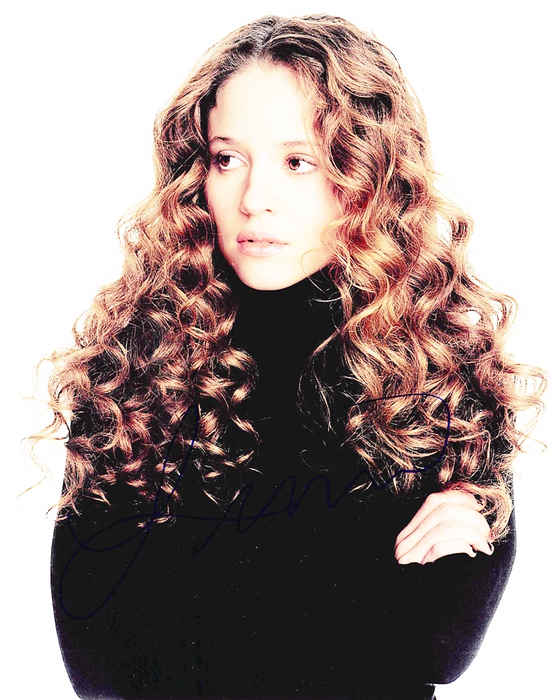 Margarita Levieva Signed Photo