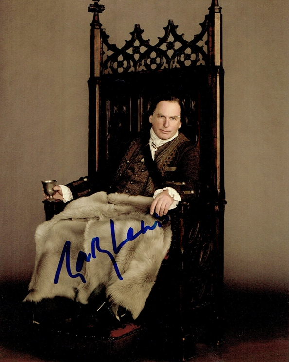 Gary Lewis Signed Photo