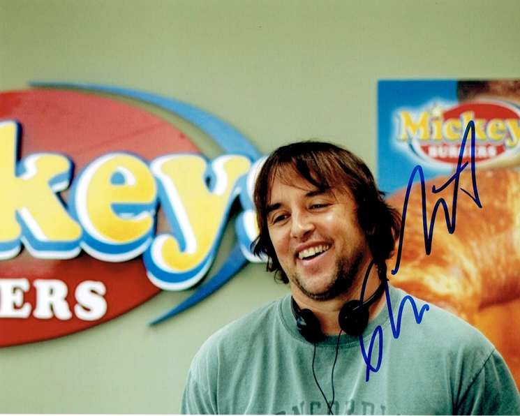 Richard Linklater Signed Photo