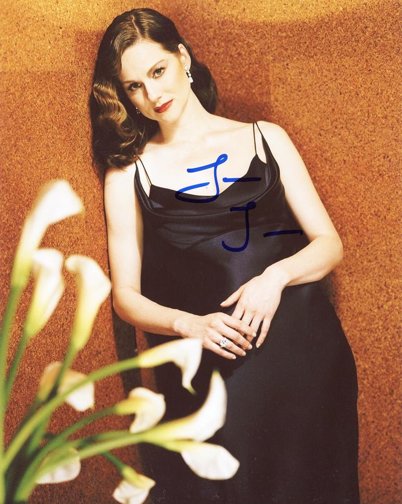 Laura Linney Signed Photo