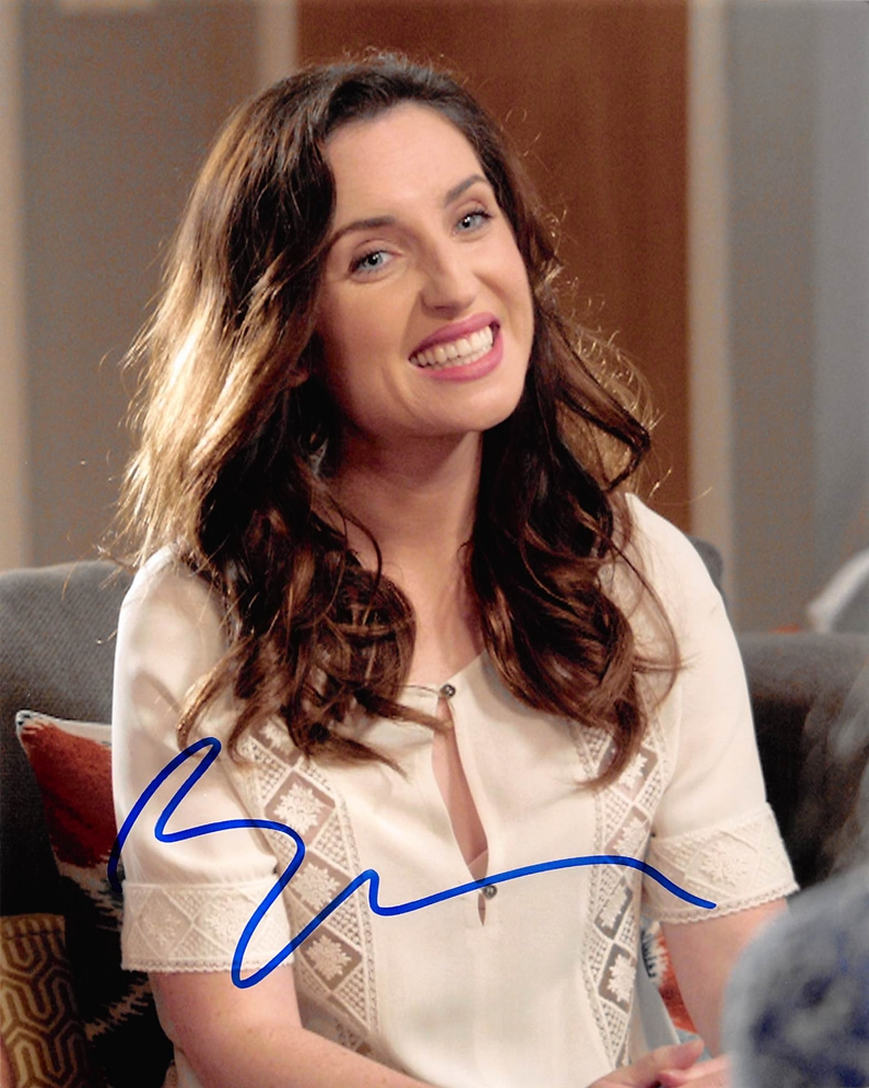 Zoe Lister-Jones Signed Photo