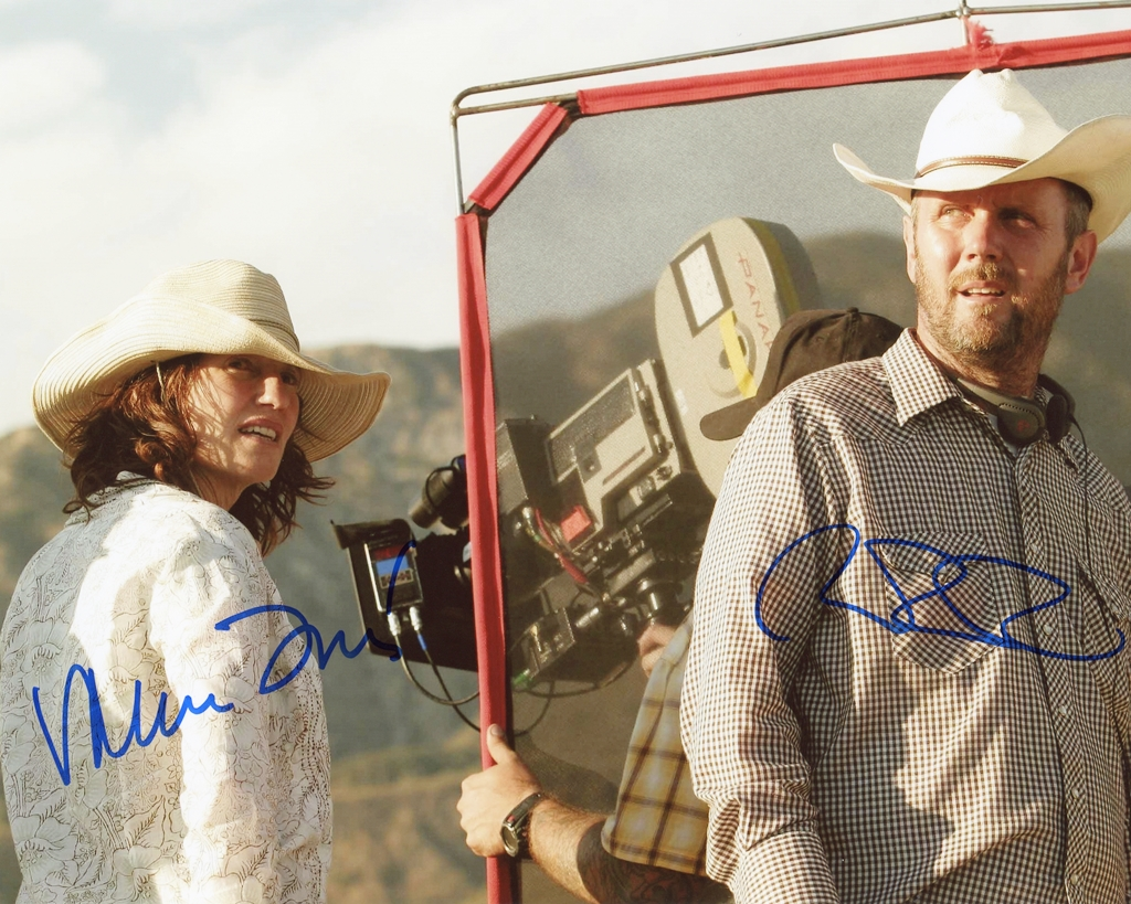 Valerie Faris & Jonathan Dayton Signed Photo
