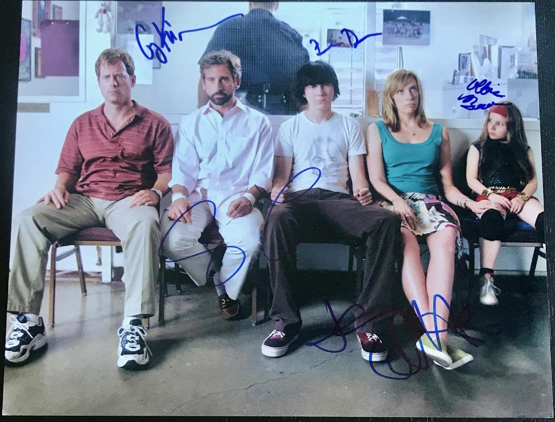 Little Miss Sunshine Signed Photo
