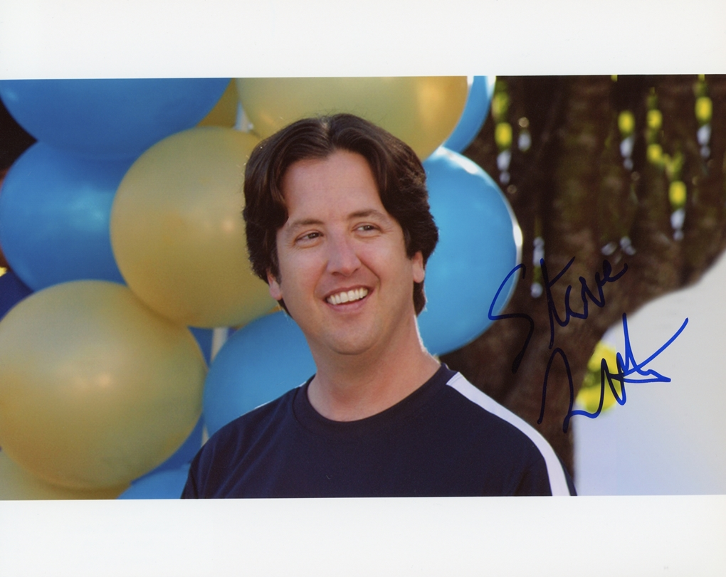 Steve Little Signed Photo