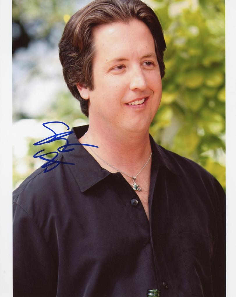 Steve Little Signed Photo