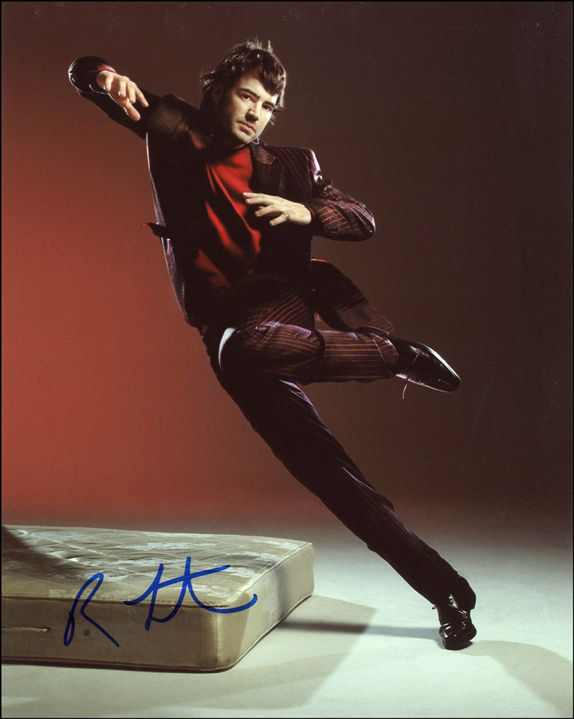 Ron Livingston Signed Photo