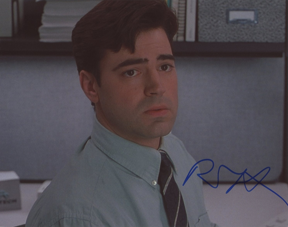 Ron Livingston Signed Photo