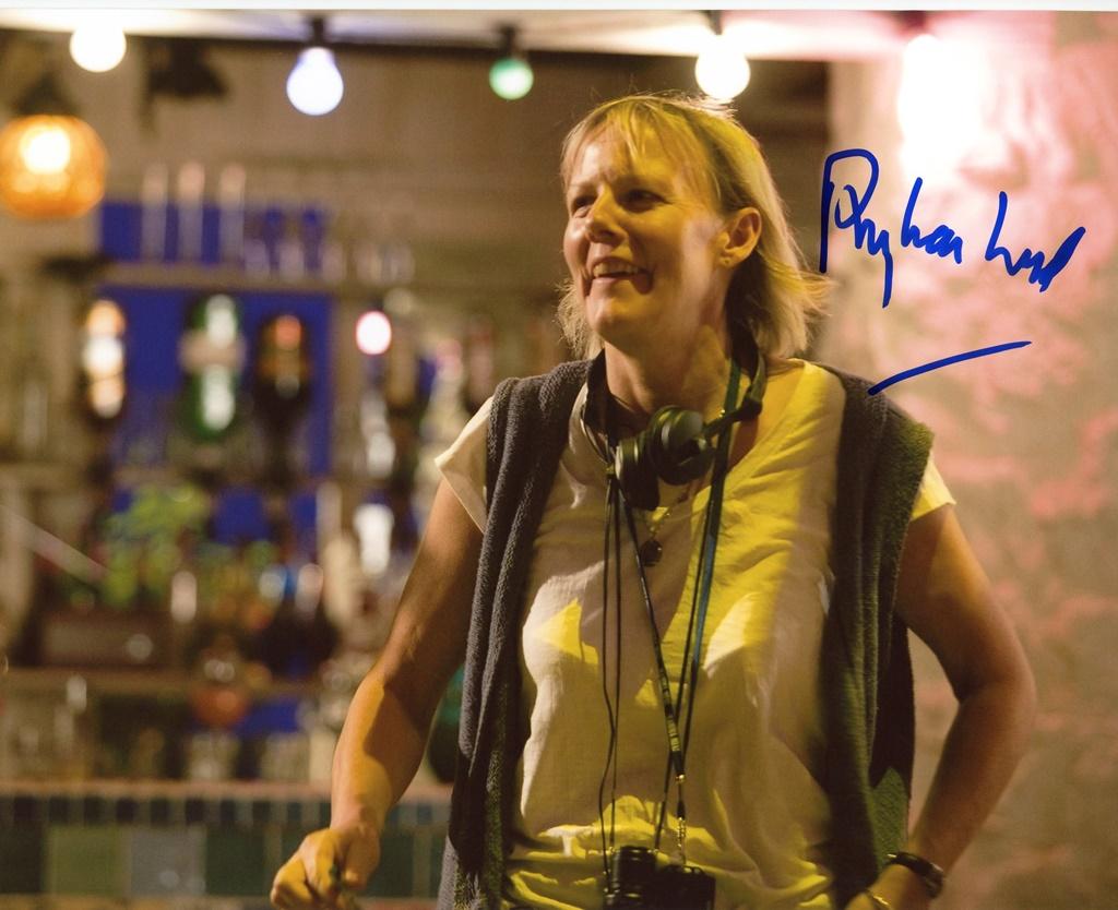 Phyllida Lloyd Signed Photo