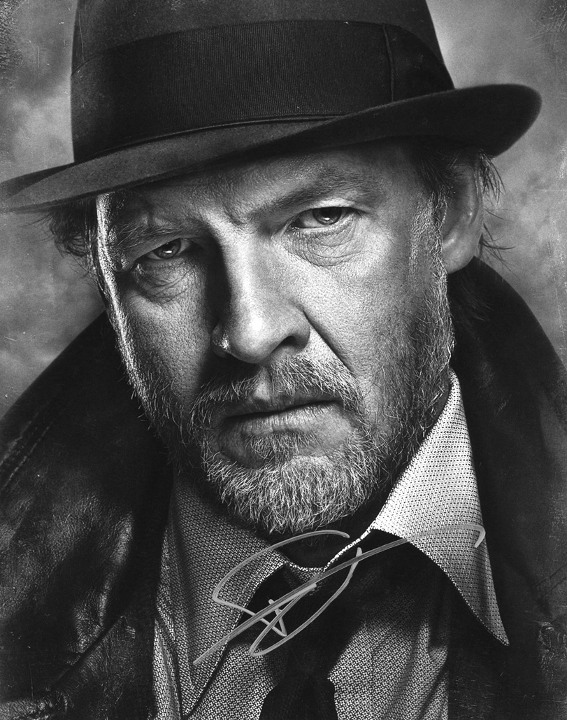 Donal Logue Signed Photo