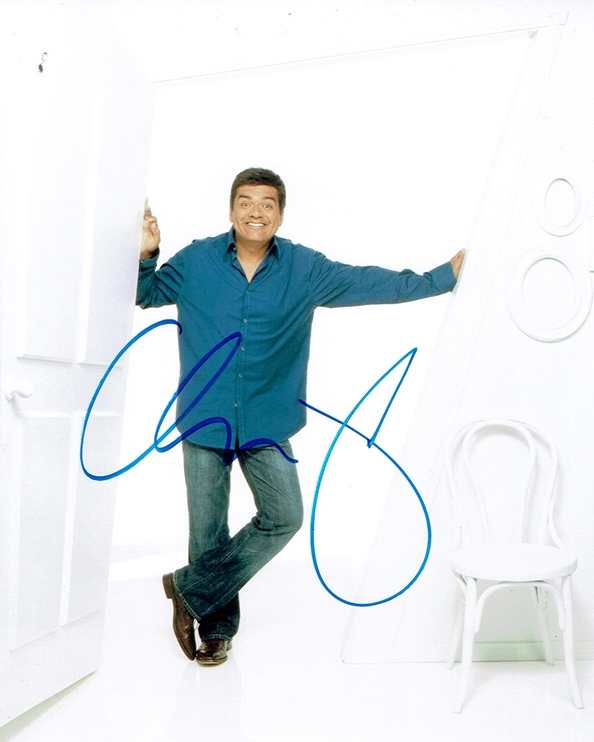 George Lopez Signed Photo