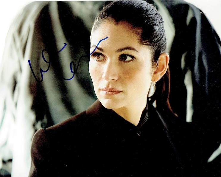 Lela Loren Signed Photo