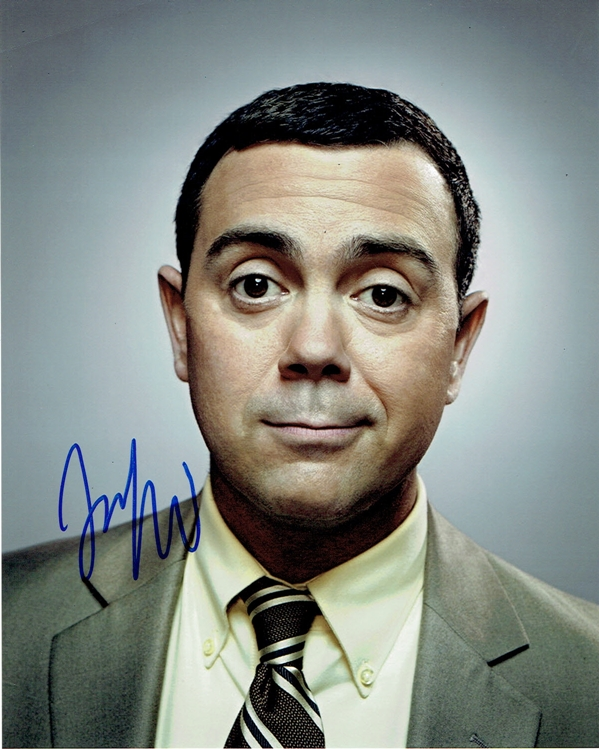 Joe Lo Truglio Signed Photo
