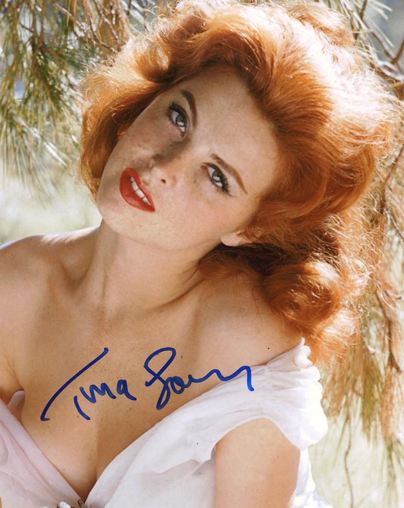 Tina Louise Signed Photo