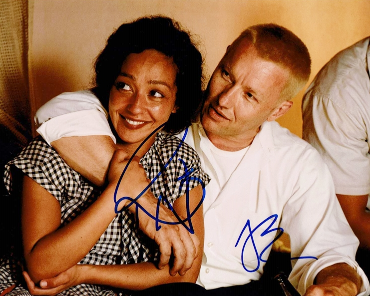 Ruth Negga & Joel Edgerton Signed Photo