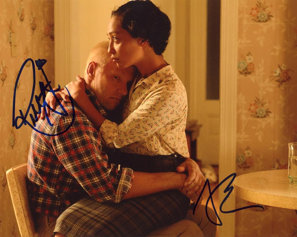 Ruth Negga & Joel Edgerton Signed Photo